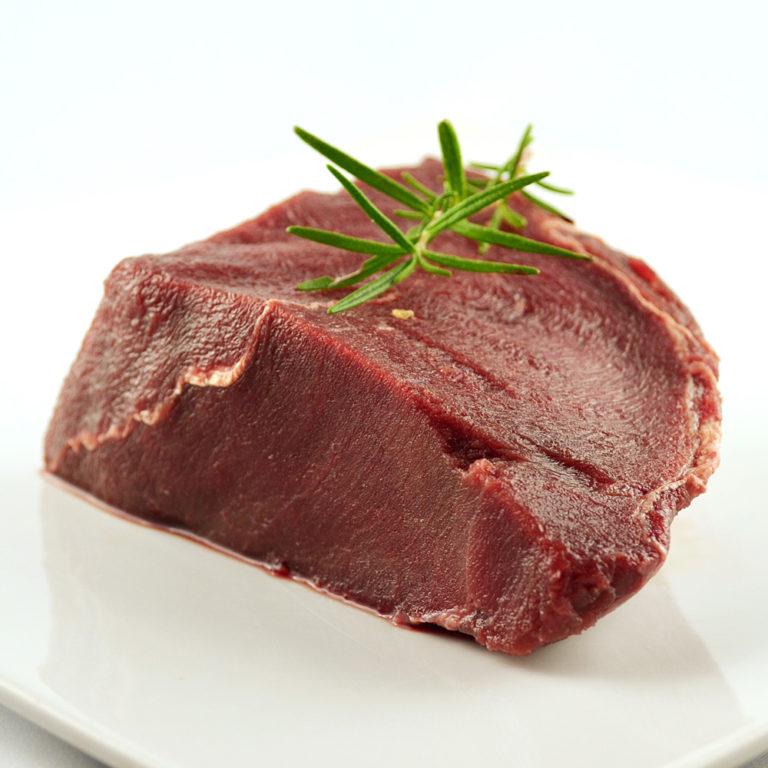 Fleisch in Stücken